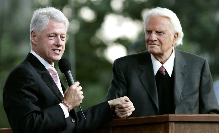 Resultado de imagem para Morre Billy Graham, aos 99 anos Conselheiro de presidentes, ele era considerado o maior evangelista do mundo moderno