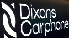 Dixons Carphone on track to hit targets in slow recovery