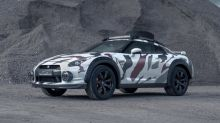 Nissan GT-R gets off-road treatment from exotic car dealer in Netherlands