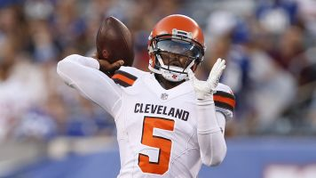 Tyrod Taylor's name has been butchered for years
