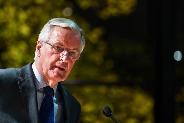 """Michel Barnier met en garde contre toute """"campagne de polémiques"""" à droite"""
