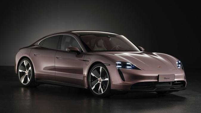 2021 Porsche Taycan RWD