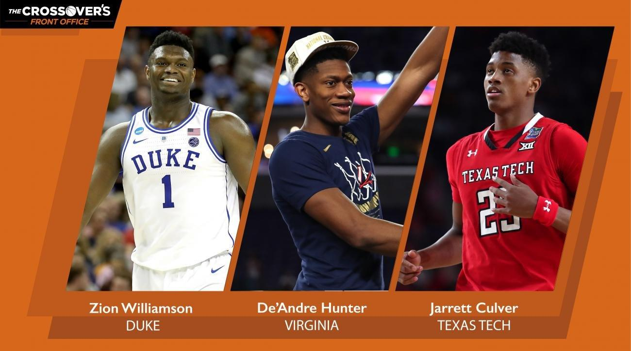 d0d64add5be 2019 NBA Mock Draft 6.0  Projecting All 60 Picks After March Madness