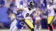 Antonio Brown's three TDs, Le'Veon Bell's 100+ yards doom Colts