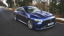 Mercedes-AMG GT 73 with hybrid V8 and 800 hp due next year
