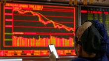 Asia stocks drop, oil stymied as growth woes grip global markets