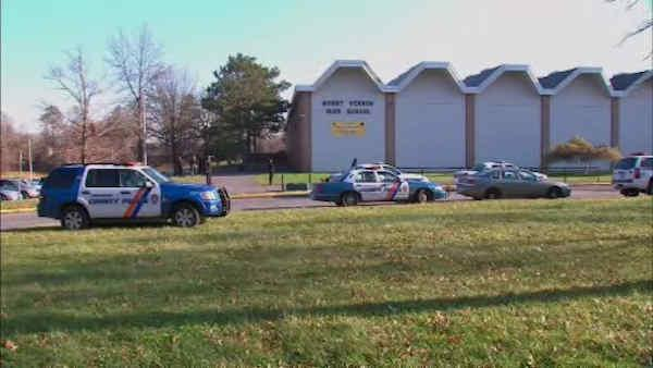 Fights lead to lockdown at Mount Vernon High School