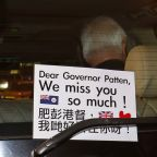 China: Hong Kong's Last British Governor Says It's Time to Stop Bowing to Beijing