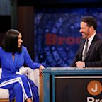 Cardi B Opens Up to Jimmy Kimmel About Not Exactly Being Prepared For the Effects of Childbirth