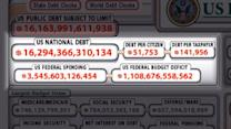 True size of the national debt