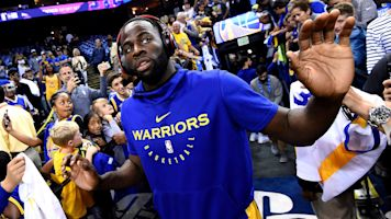 The biggest hurdle in Green's return to Warriors