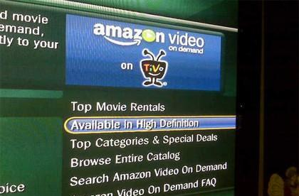 Amazon HD VOD still on the way for TiVo, at some point