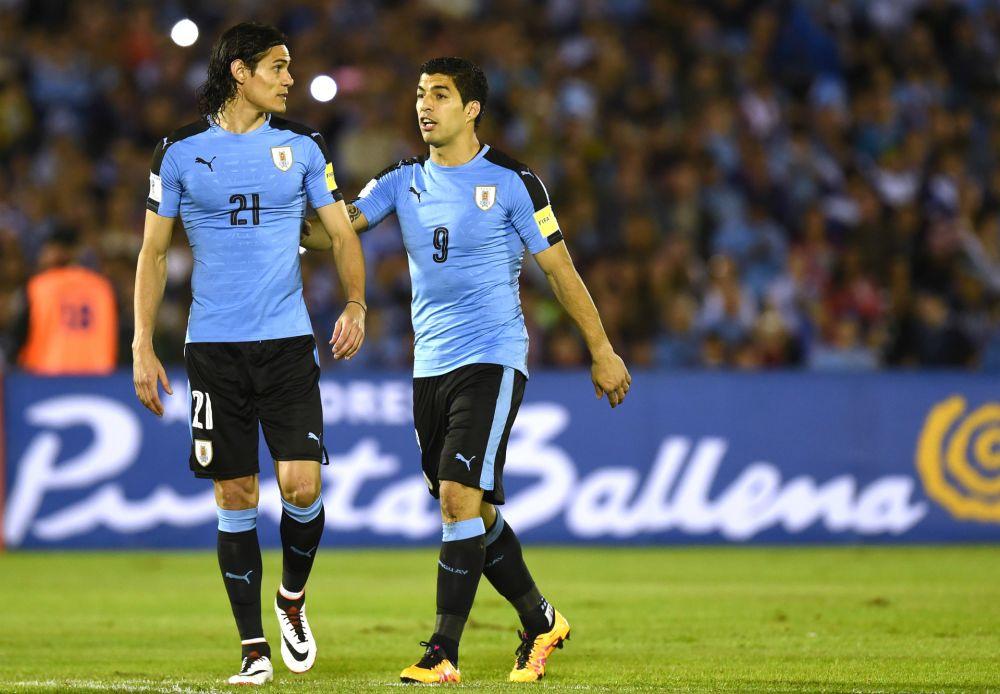 Los goleadores de las Eliminatorias Sudamericanas