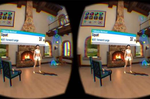 Runtastic thinks you'll like exercising with a VR headset