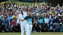 Sergio Garcia wins the Masters to end his long wait for a first major title