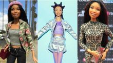Barbie Brandy Isn't Just Cute AF — She's Also Got A Message About Beauty Diversity