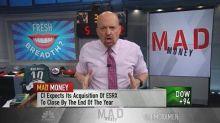 Cramer's market outlook improves after Cigna-Express Scri...