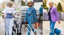 8 大牛仔單品潮流預告:2018 來臨前必讀!時尚女生務必 Follow 這個購物清單!