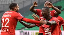 Ligue 1 : Lille s'impose contre Nantes, Rennes leader du championnat