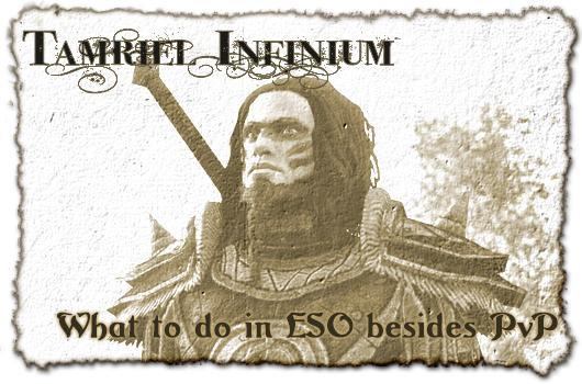 Tamriel Infinium: What to do in The Elder Scrolls Online besides PvP