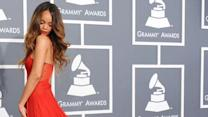 Rihanna, Beyonce and More Arrive at Grammys