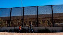 Ingenieros advierten que una parte del muro fronterizo de EEUU está destinada a colapsar