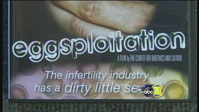 CA bill would allow women to sell eggs for research