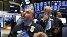 Wall Street vuelve a caer y se coloca en números rojos