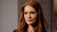 Scandal's Darby Stanchfield Reacts to That Abby Shocker, Provides an Update on Huck's 'Grave' Condition