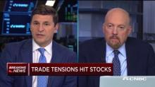 Cramer: Trump doesn't want American companies to do business with China