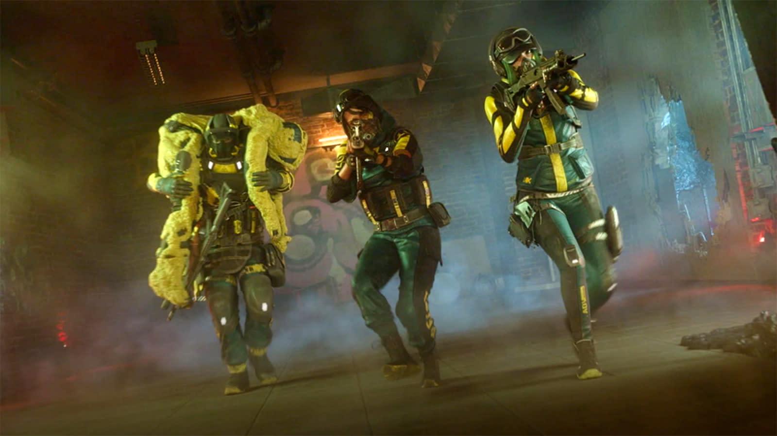 'Rainbow Six Extraction' at E3 2021