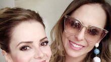 Sandy será madrinha de casamento da prima Aline, filha de Chitãozinho