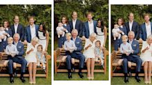 This is what the royals were laughing at in their family photo for Prince Charles' 70th birthday