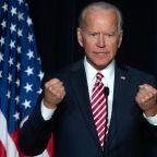 Joe Biden, tease of the 2020 campaign