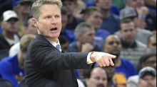 NBA champions Warriors re-sign coach Kerr