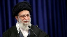 Iran's Khamenei: do not blame people protesting over water crisis