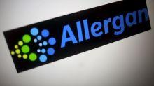 Allergan posts loss as it writes down Teva holdings