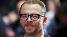 Simon Pegg undergoes radical transformation for new film Inheritance: 'You've gone full Christian Bale'