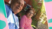 Loved ones help 88-year-old man reunite with wife in nursing home during coronavirus pandemic