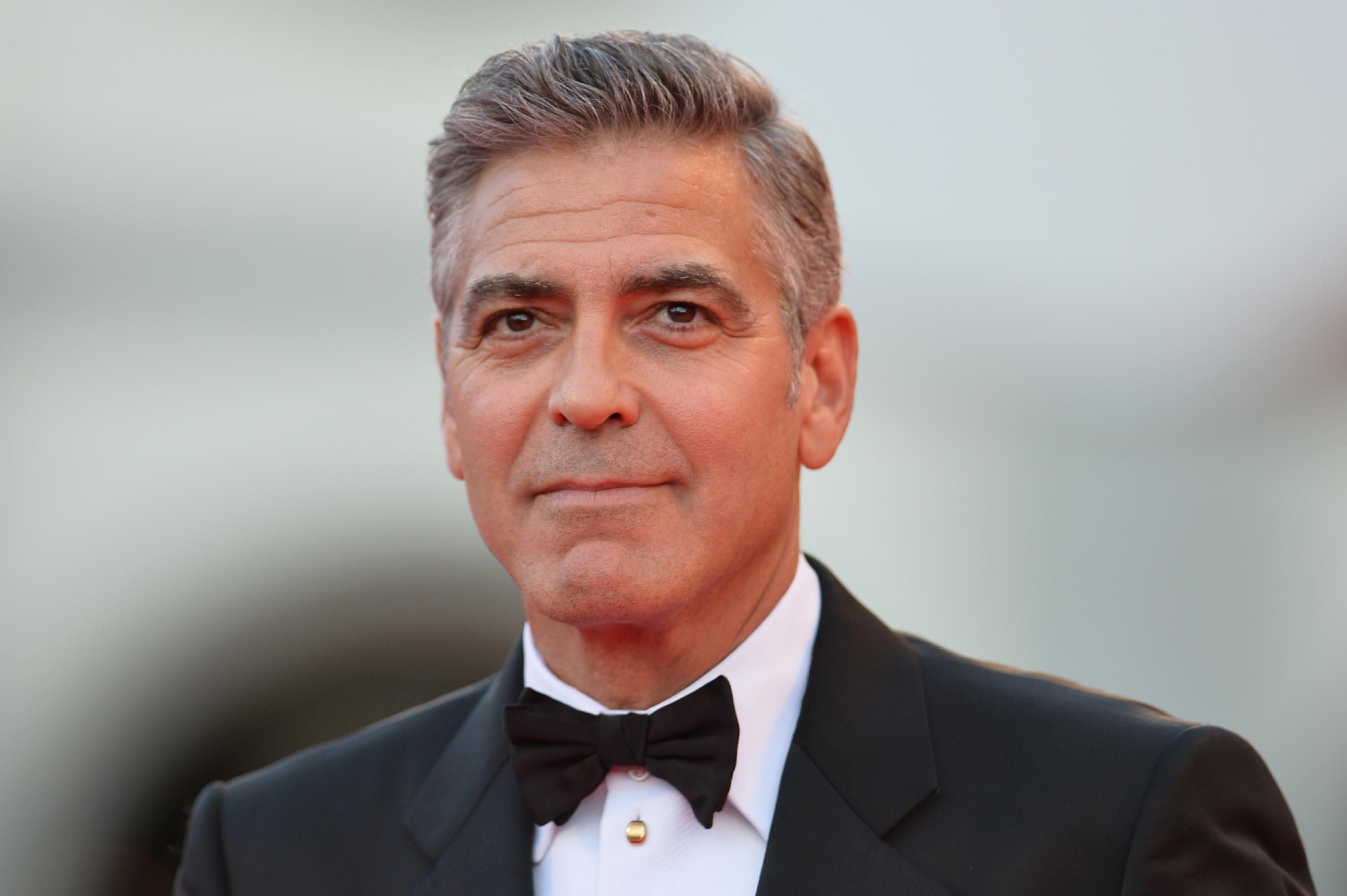 george clooney to develop film based on syrian rescuers
