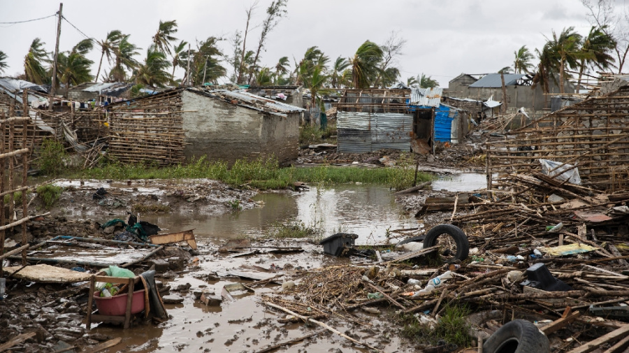Mozambique cyclone death toll climbs