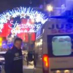 At least 2 killed, 14 injured in Strasbourg Christmas market shooting, officials say