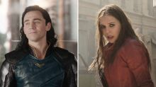 Loki, Scarlet Witch, Other Marvel Heroes to Get Own TV Series on Disney Streaming Service (EXCLUSIVE)