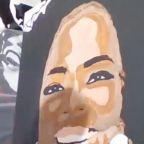Amazing Oprah Winfrey painting