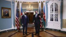 Pompeo urges end to Armenia, Azerbaijan conflict but no progress seen