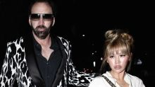 Nicolas Cage pide anulación de matrimonio a cuatro días de casado