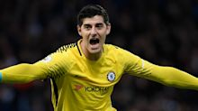 Courtois reminded about the awful things he said about Real Madrid fans