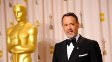 Tom Hanks and Audrey Hepburn named actors Brits would most like to play them in a biopic, study finds