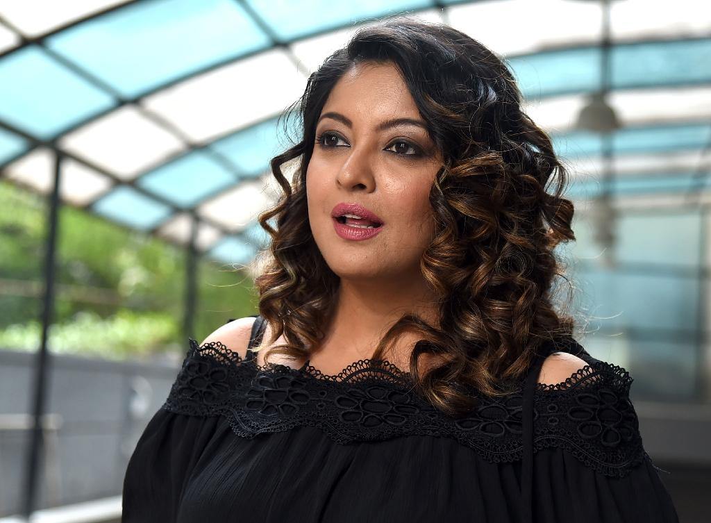 The trigger for India's #MeToo moment appears to have been actress Tanushree Dutta, who accused well-known Bollywood actor Nana Patekar of inappropriate behaviour on a film set 10 years ago (AFP Photo/Sujit Jaiswal)