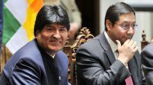 Présidentielle en Bolivie: Morales adoube un ancien ministre, Luis Arce
